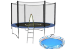 Sapphire Trampolina 10Ft 312 Cm + Drabinka